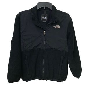 The North Face Girls Fleece Zip Up Jacket